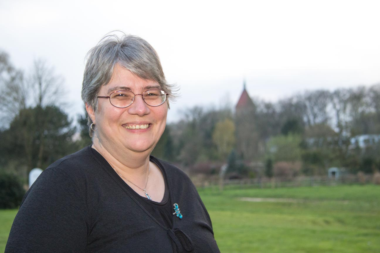 Marion Rökker