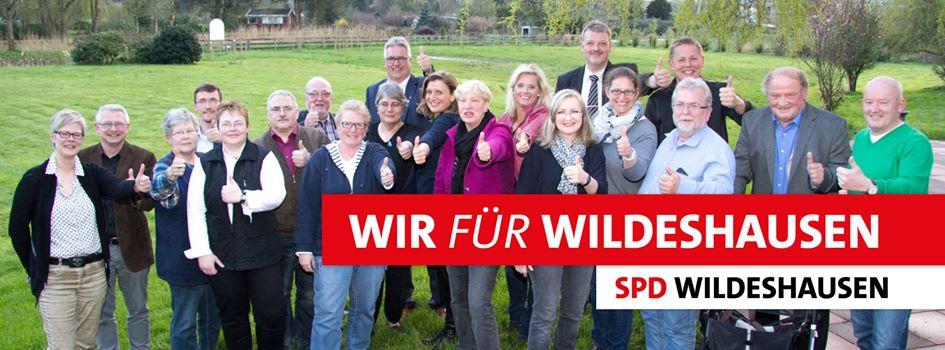Kandidaten der SPD Wildeshausen