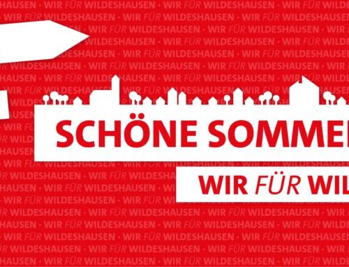 Die SPD Wildeshausen wünscht schöne Sommerferien!