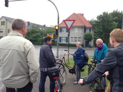 1. Sommerradtour der SPD Wildeshausen
