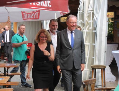 SPD Sommerfest mit Stephan Weil