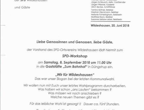 SPD Workshop