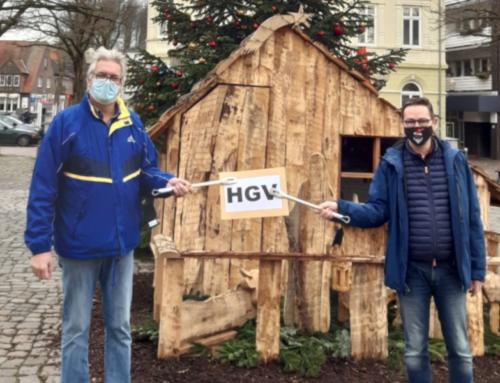 SPD beteiligt sich an Weihnachtsbeleuchtung