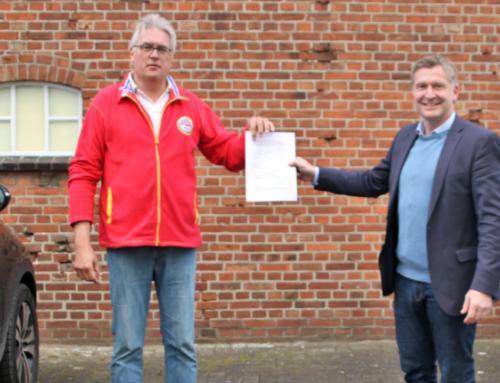 Landkreis-SPD nominiert Dr. Christian Pundt einstimmig zum SPD-mitunterstützten Landratskandidaten